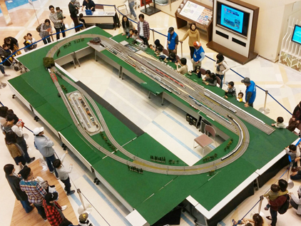 SL乗車&模型操作体験