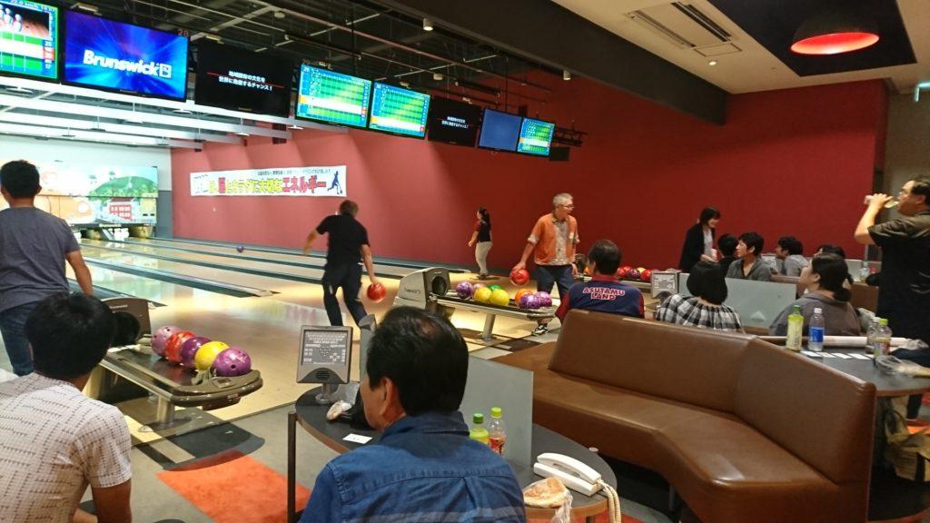第2回社内交流ボーリング大会開催! | 株式会社ネオビエント